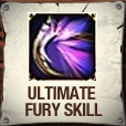 ULTIMATE FURY SKILL
