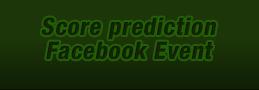 Score predictionFacebook Event