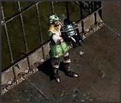 NPC Pet Trainer