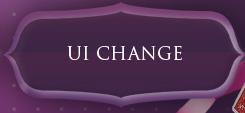 UI Change